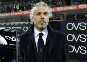 Gc Milano 19/02/2011 - campionato di calcio serie A / Inter-Cagliari / foto Giuseppe Celeste/Image Sport nella foto: Roberto Donadoni