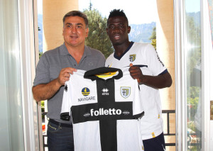 Afriyie+Acquah+FC+Parma+Preseason+Training+WrOxVPZ6X1tl