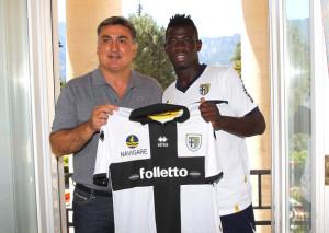 Afriyie+Acquah+FC+Parma+Preseason+Training+WrOxVPZ6X1tl