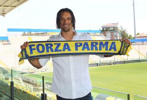 Amauri+Parma+FC+Unveils+New+Player+Amauri+Xf8CJSBJS4Ol
