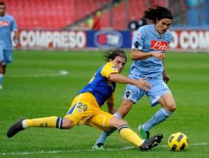 Cavani-Napoli-Parma