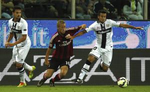 Cristobal+Jorquera+Parma+FC+v+AC+Milan+Serie+K7c5vYUsqu7l