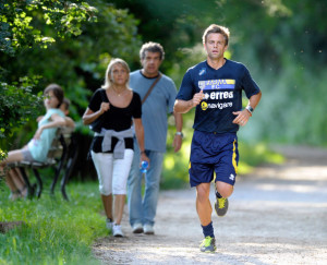 Daniele+Galloppa+FC+Parma+v+Pre+Season+Training+9el-x_nx2e_l