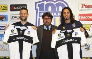 Parma+FC+Unveils+New+Signings+Ezequiel+Schelotto+IDa7O5q6HYUl