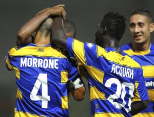 Parma+FC+v+Real+Sociedad+de+Futbol+Pre+Season+MlYnOdTOQ3gl