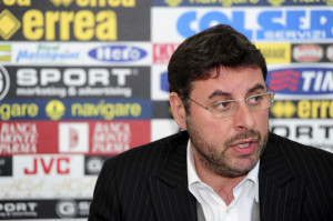Pietro+Leonardi+Parma+FC+Press+Conference+ICVeLuDiuPYl