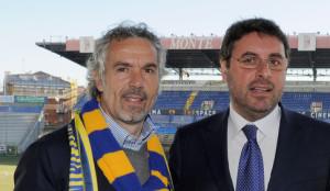 Pietro+Leonardi+Parma+FC+Unveils+New+Coach+9oL90cEpj1yl