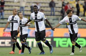 Sebastian+Giovinco+Stefano+Okaka+Parma+FC+VS_fdw417DAl