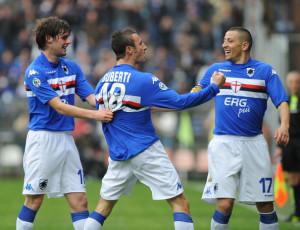 UC+Sampdoria+v+Cagliari+Calcio+Serie+FgsEc7Lqi0Ul